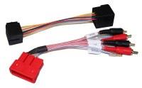 Faisceau Autoradio ISO actif système Bose – RCA