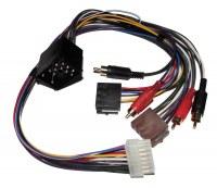 Faisceau Autoradio connecteur ISO actif