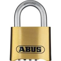 ABUS Cadenas à combinaison à anse 180IB/50mm, inox