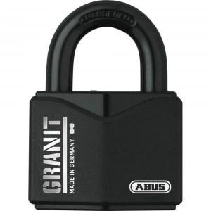 ABUS ABUS Cadenas Granit à clé 37/55 noir