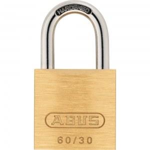 ABUS Cadenas à clé en Laiton, 60/30mm