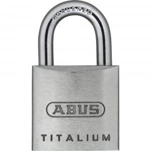 ABUS Cadenas Titalium 64TI/20, en aluminium