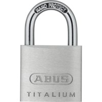 ABUS Cadenas Titalium 64TI/30, en aluminium