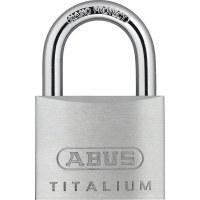 ABUS Cadenas Titalium 64TI/50, en aluminium