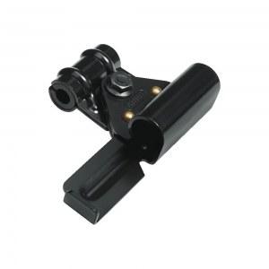 ABUS Support SH58 pour antivol moto et VAE U 58, noir