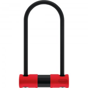 ABUS Antivol vélo U440 Alarm/230 mm + cable cobra 10/120