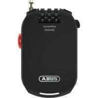 ABUS Cable-antivol Combiflex 2502/85 cm, à 3 chiffres, noir