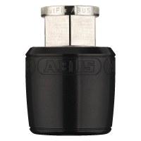 ABUS Antivol pour selle de vélo NutFix M5, pour tige de selle 30mm, Noir