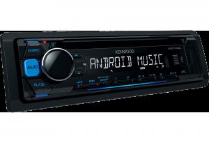 Autoradio 1 DIN Kenwood KDC-100UB
