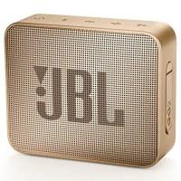 Enceinte sans fil bluetooth JBL GO 2 Champagne