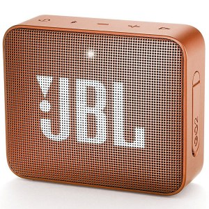 Enceinte sans fil bluetooth JBL GO 2 Orange