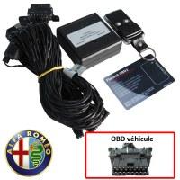 Antivol électronique sur prise OBD Alfa Romeo