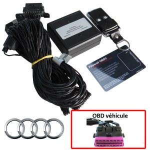 Antivol électronique sur prise OBD Audi