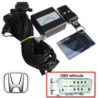 Antivol électronique sur prise OBD Honda