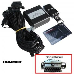 Antivol électronique sur prise OBD Hummer