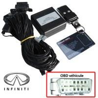 Antivol électronique sur prise OBD Infinity