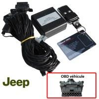 Antivol électronique sur prise OBD Jeep