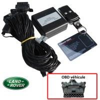 Antivol électronique sur prise OBD Land Rover