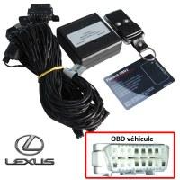 Antivol électronique sur prise OBD Lexus