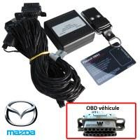 Antivol électronique sur prise OBD Mazda
