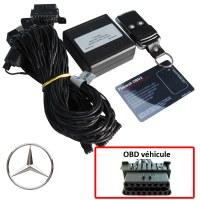 Antivol électronique sur prise OBD Mercedes