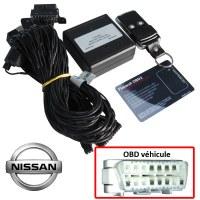 Antivol électronique sur prise OBD Nissan