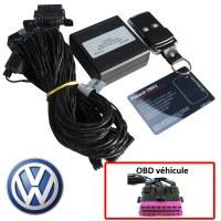 Antivol électronique sur prise OBD Volkswagen
