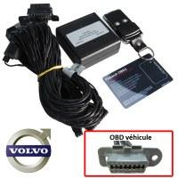 Antivol électronique sur prise OBD Volvo
