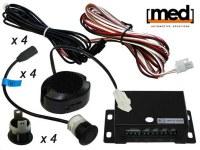 Kit radars de stationnement MED Parking E Plus